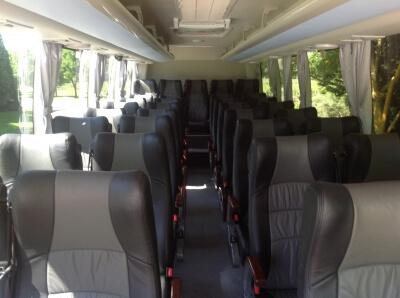 33 Seat Luxury Coach